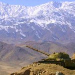 Sowjetischer Panzer in Stellung in Afghanistan / Copyright: Creative Commons Attribution 3.0 Unported / Quelle: Wikimedia Creative Commons