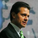 Mexikos Präsident Enrique Peña Nieto   Bild (Ausschnitt): © Chatham House - Wikimedia Commons