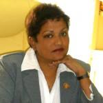 Senatorin Dana Seetahal wurde am 4. Mai 2014 in ihrem Auto erschossen