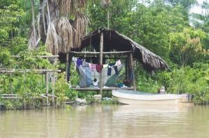 Haus der Warao
