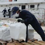 Beschlagnahmtes Kokain Kolumbianische Behörden konfiszieren Kokain. | Bild (Ausschnitt): © Mark Barney [public domain]  - Wikimedia Commons