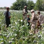 Die Region Helmand in Afghanistan ist bekannt für illegalen Drogenanbau | Bild (Ausschnitt): © ISAF Headquarters Public Affairs Office [Public domain]  - Wikimedia Commons