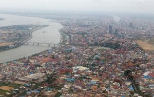 Phnom Penh, Kambodschas Hauptstadt