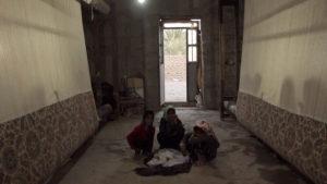 Kinder Teppichfabrik Iran