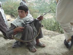 Kindersoldat Afghanistan