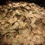 Symbolbild Geld Dollarscheine | Bild (Ausschnitt): © Nick Ares [CC BY-SA 2.0]  - Flickr