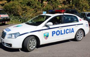 Polizei Costa Rica
