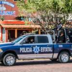 Polizisten Patrouille Mexiko  Bild (Ausschnitt): ©  Gerald Lau [CC BY-NC-ND 2.0]  - Flickr