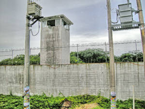 Gefängnis Yucatan Mexiko