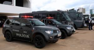 Brasilianische Polizei