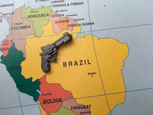 Brasilien Gewalt
