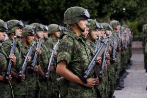 mexikanische Armee