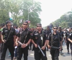 Bangladesch Polizei RAB