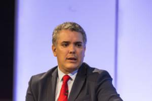 Kolumbien Präsident Wahl Iván Duque