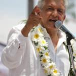 López Obrador  Bild (Ausschnitt): ©  Arturo Alfaro Galán [CC BY-NC-ND 2.0]  - Flickr