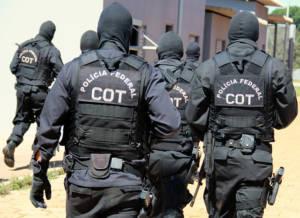 Brasilianische Spezialeinheit