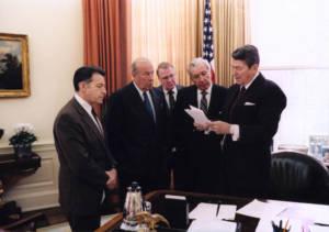 Reagan Iran-Contra-Affäre