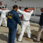 Die Küstenwache in Puerto Rico überprüft verdächtige Dominikaner Die Küstenwache in Puerto Rico überprüft verdächtige Dominikaner | Bild (Ausschnitt): © Coast Guard News [CC BY-NC-ND 2.0]  - flickr