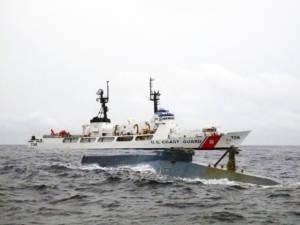 U-Boot mit 6000 Kilogramm Kokain vor der Küste Costa Ricas