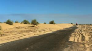 Seidenstraße Kysylkum Usbekistan
