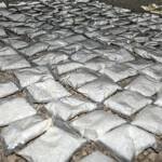 127 beschlagnahmte Captagon-Säcke von ISIL - 31. Mai 2018 127 beschlagnahmte Captagon-Säcke von ISIL - 31. Mai 2018 | Bild (Ausschnitt): © Staff Sgt. Christopher Brown [public domain]  - Wikimedia Commons